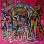 We are equal 60 x 60 cm