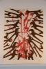 Violon et cle a molette Ed 150 56x76cm (Inkl. sort ramme)