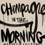 Champagne in the Morning II 70 x 70 cm