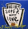 Heinz Super Hot Love Sauce 50 x 50 cm