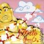 Hello Soul 30 x 30 cm (yellow)