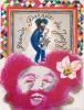 Grande parade du Jazz Ed EA Papir 58 x 76 cm