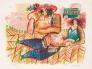 Les Mouses de Paris Ed 224of225 Papir 35x26cm