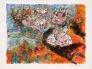 HC Andersen La Reine des Neiges SNEDRONNINGEN Ed 25of35 Papir 77x58cm