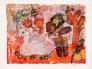 HC Andersen La cloche KLOKKEN I Ed 25of35 Papir 77x58cm