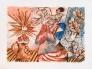 L heure ou s eclaire le monde Ed 62of199 Papir 91x69cm