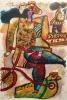 La colombe et le Roi-Mage Ed 199of250 Papir 39 x 57 cm