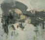 Terreng III 124 x 108 cm