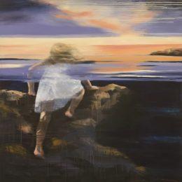 Maleri av Tina Tobiassen