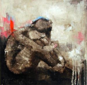 Annethe Østensen- Contemplation