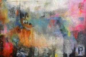 Annethe Østensen - Wall Pluto