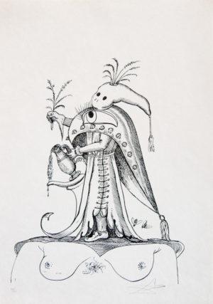 Salvador Dalí - Pantagruel 1