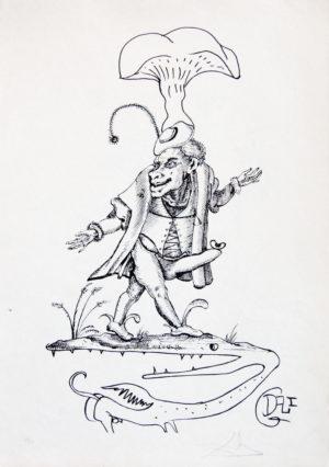 Salvador Dalí - Pantagruel 4