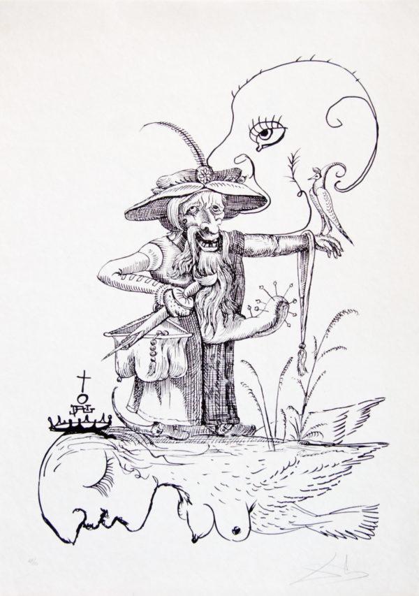Salvador Dalí - Pantagruel 5