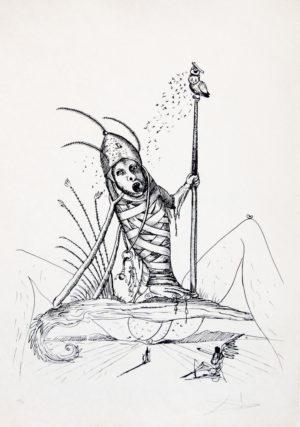 Salvador Dalí - Pantagruel 6