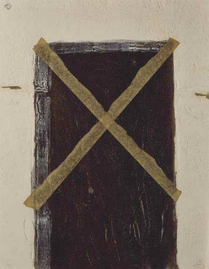 Antoni Tapies - La grande porte