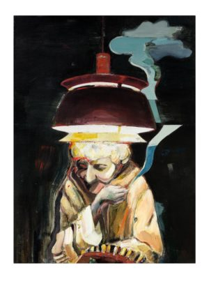 Marck Fink - Miraklet under min lampe 50x70cm Ed100
