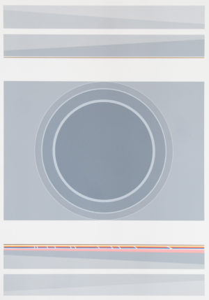 Søren Edsberg - The Circles of Life 1 Ed 295 50 x 70 cm