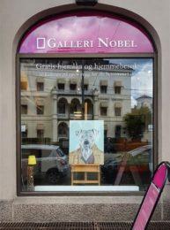 Emmy Harnes i Galleri Nobel