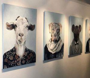 Emmy Harnes utstilling