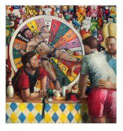 Vincent Langaard TRYKK-Schadenfreude-Ed75-ca-70-x-75-cm