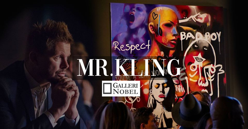 Mr Kling i Galleri Nobel