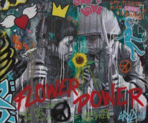 Bjørge Rødfjell Flower Power