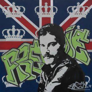 Bjørge Rødfjell Tribute to Freddie
