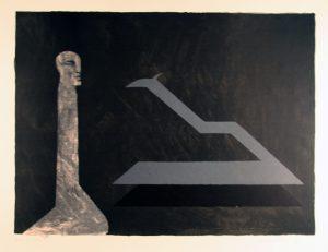 Horst Antes Berlin Album I 84Ed150 57x42cm