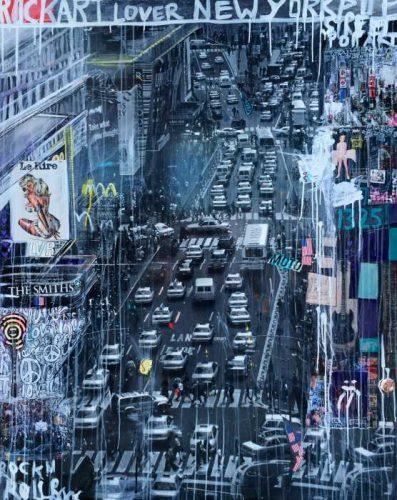 JK New-York-street-pop-art-120-x-150-cm