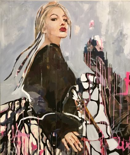 Punk pink 120 x 140 cm